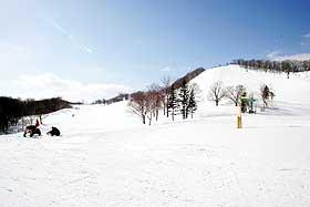 朝里川温泉スキー場
