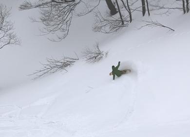 鳥海高原矢島スキー場
