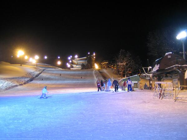 鳥海オコジョランドスキー場