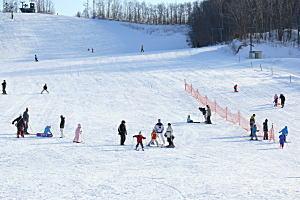 湧別町 五鹿山スキー場