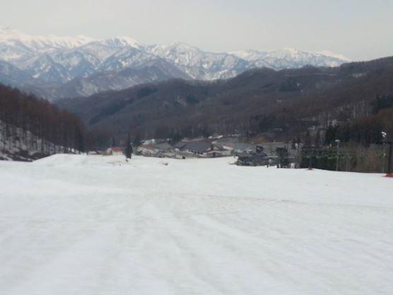水上宝台樹スキー場