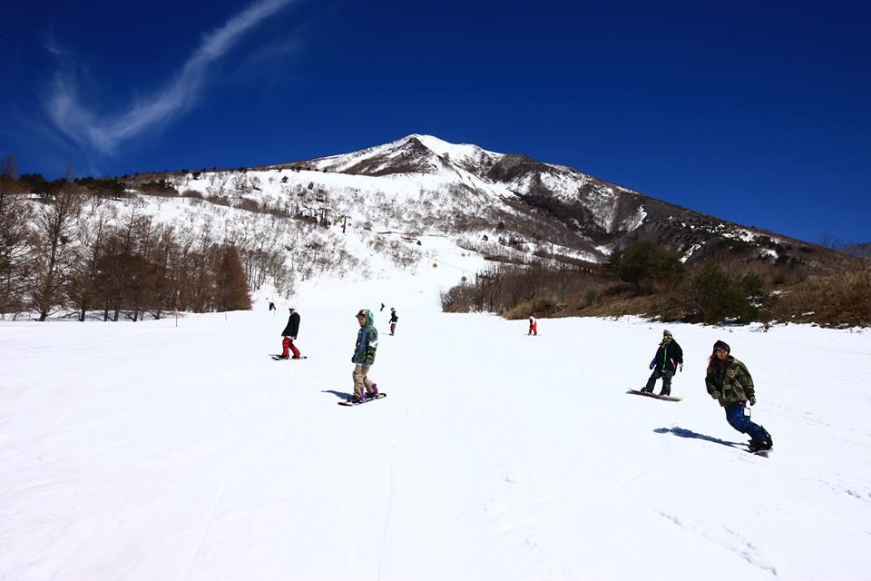 グランドサンピア猪苗代リゾートスキー場