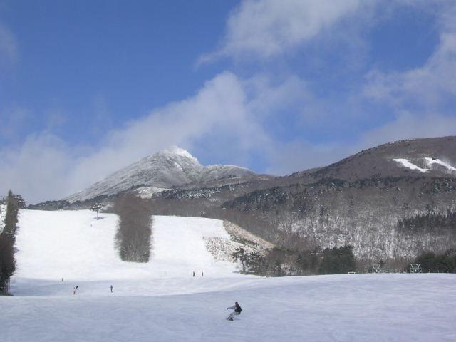 猪苗代スキー場【中央×ミネロ】