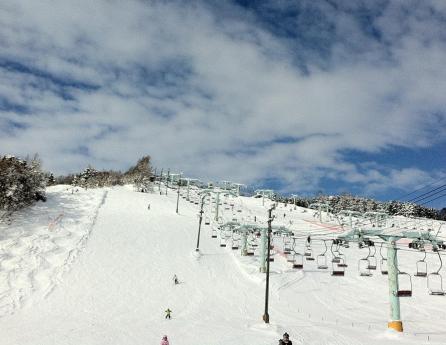 岩見沢萩の山市民スキー場
