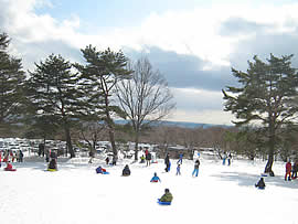泉ヶ岳スキー場