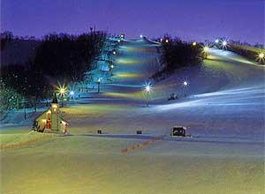 かもい岳スキー場