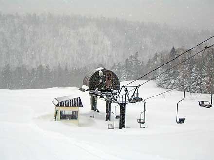 町営金山スキー場