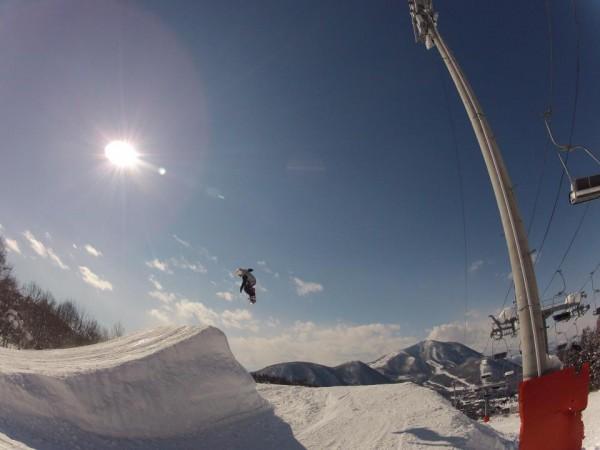 北志賀高原小丸山スキー場