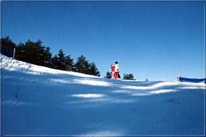 奥州市越路スキー場
