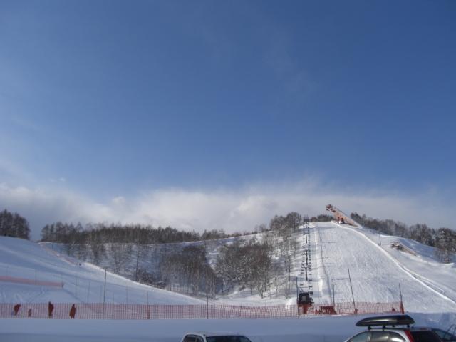 倶知安町旭ヶ丘スキー場