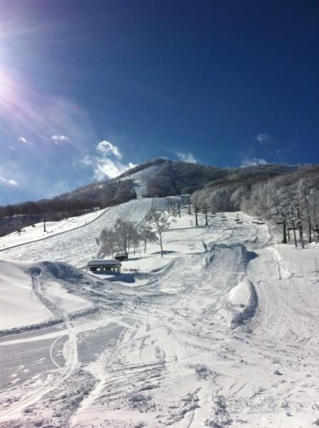 斑尾高原スキー場