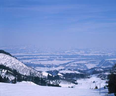 マウンテンパーク津南スキー場