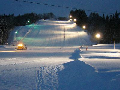 町営湯田スキー場