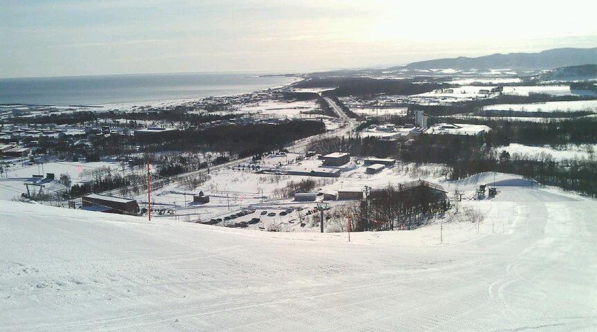 枝幸町三笠山スキー場