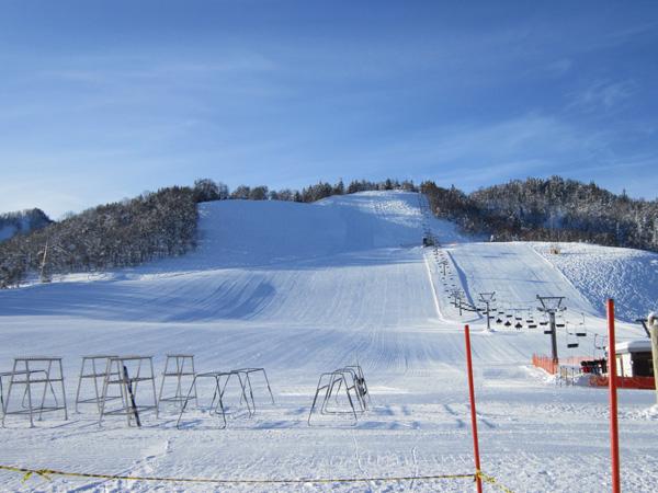 三笠桂沢国設スキー場