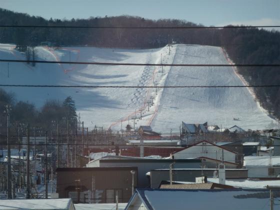 紋別市営大山スキー場