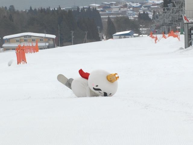 むつ市釜臥山スキー場
