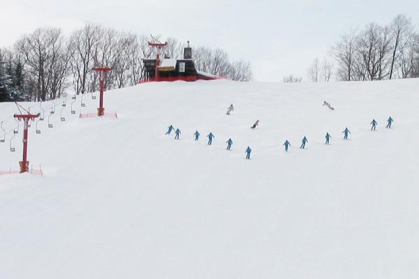 長沼スキー場