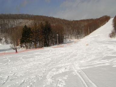 町営中山スキー場