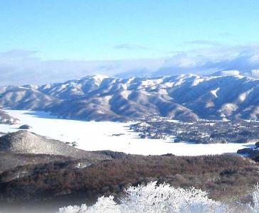 裏磐梯猫魔スキー場