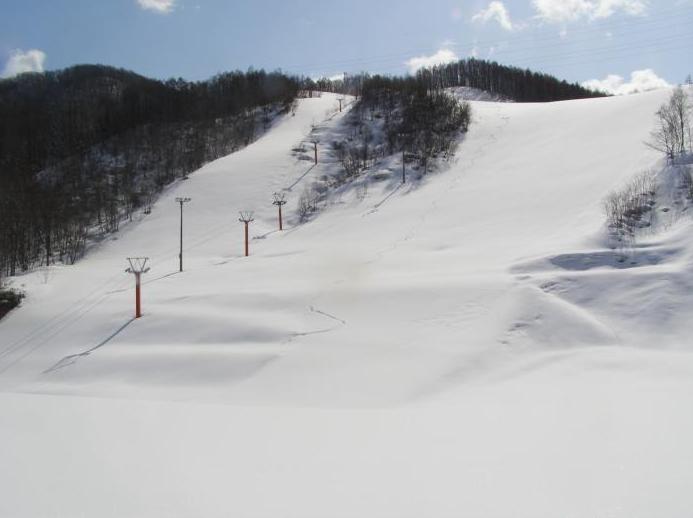 仁木町スキー場