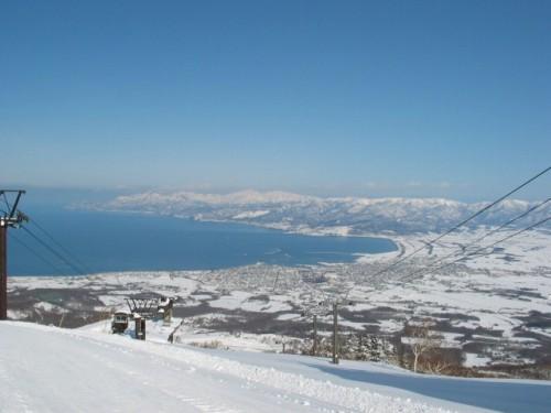ニセコ いわない国際スキー場
