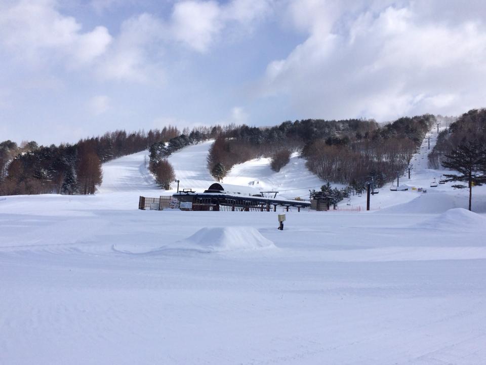沼尻スキー場