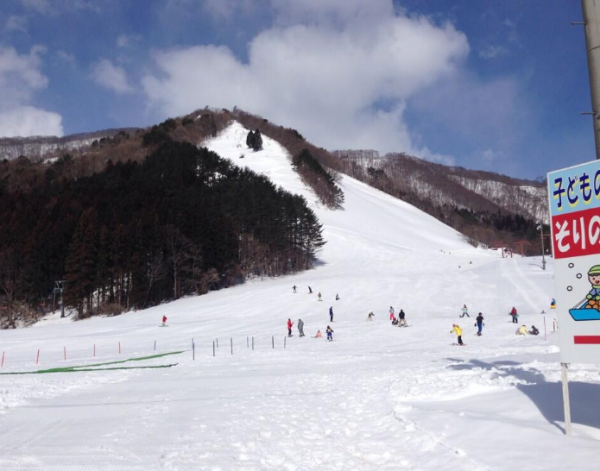 大穴スキー場