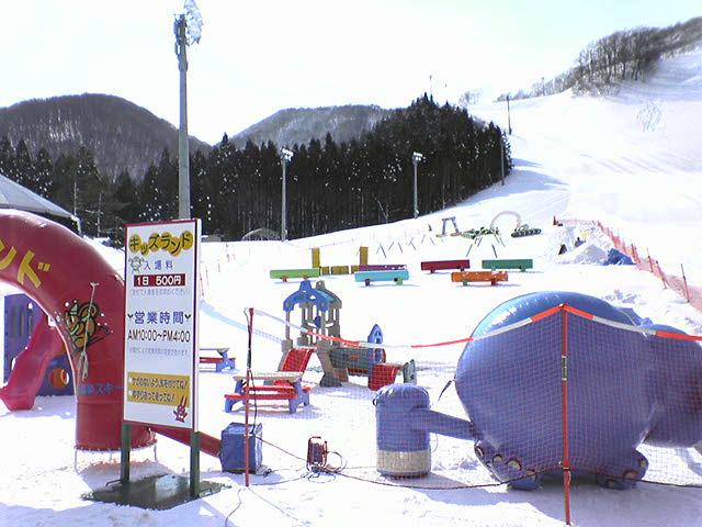 小安温泉スキー場