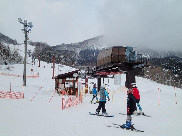 喜多方市三ノ倉スキー場