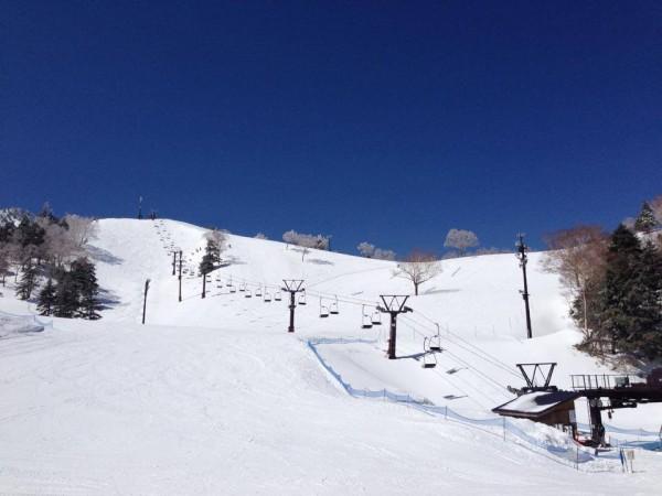 志賀高原熊の湯スキー場