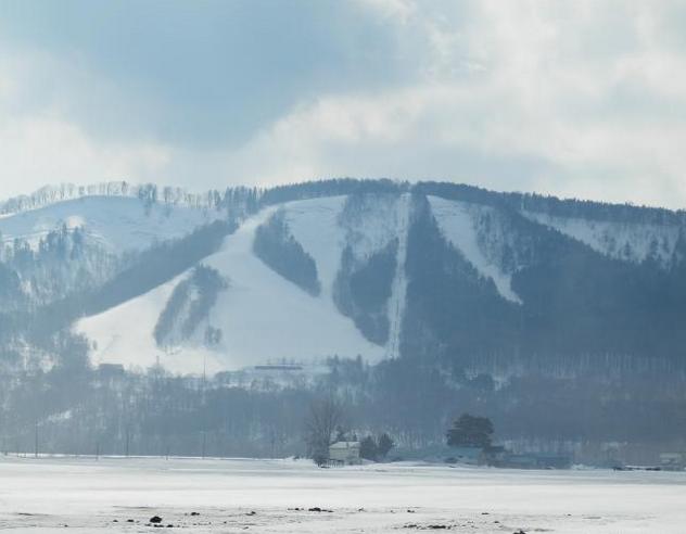 士別市 日向スキー場