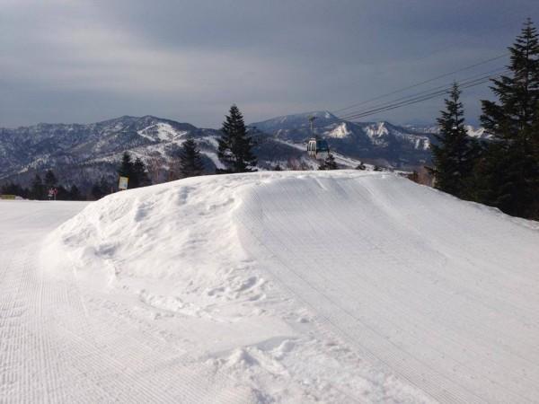 志賀高原焼額山スキー場
