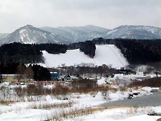 知内町営スキー場