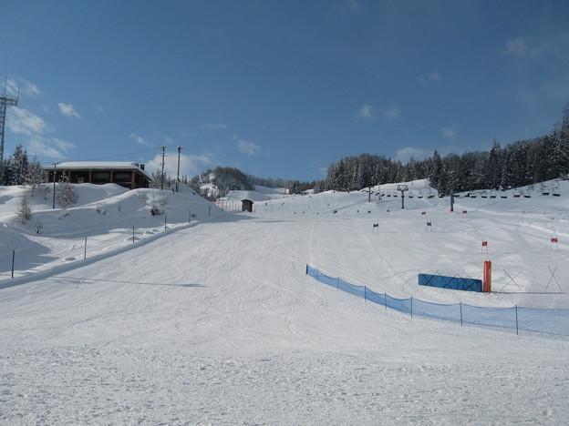 横手市天下森スキー場