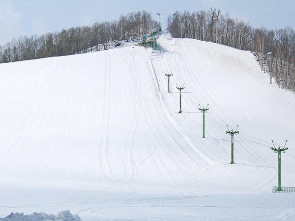 当麻町営スキー場