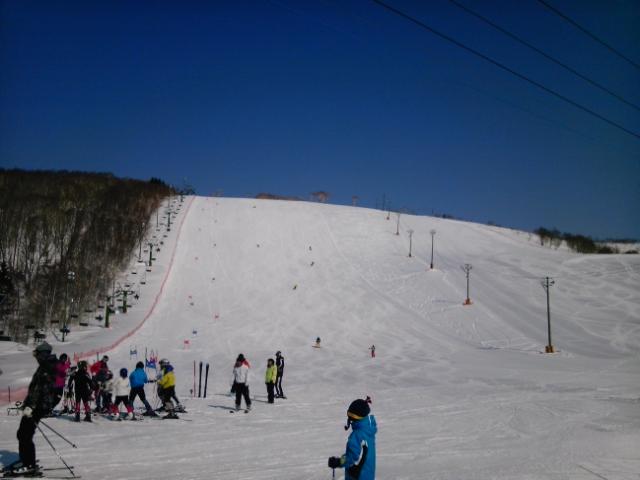 豊富温泉スキー場