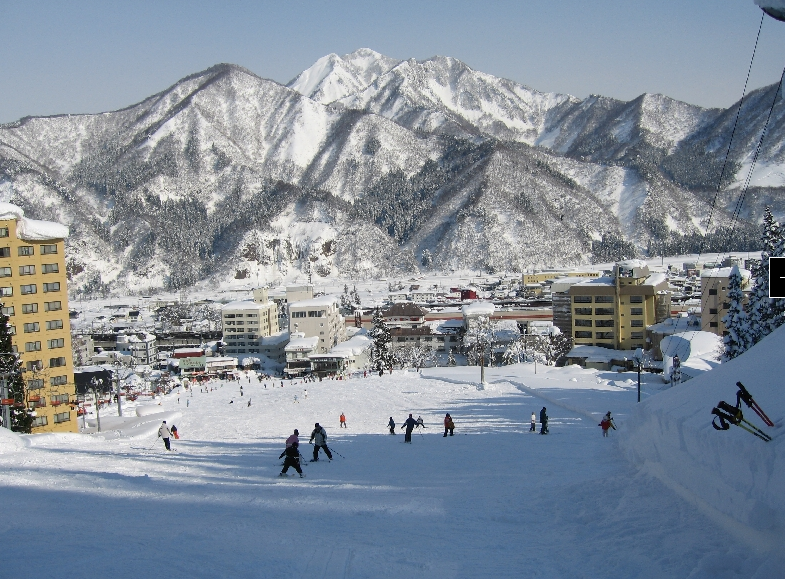 湯沢一本杉スキー場