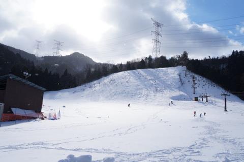赤子山スキー場