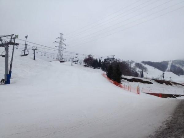 ダイナランドスキー場ランド