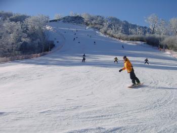 五ヶ瀬ハイランドスキー場