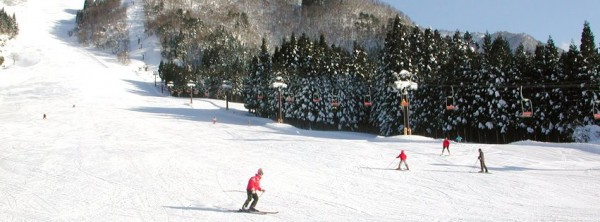 白川郷平瀬温泉白弓スキー場