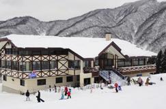 白山千丈温泉セイモアスキー場