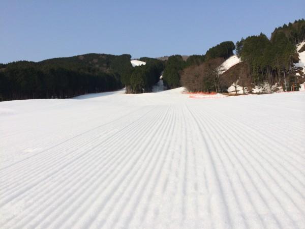 ひろしま県民の森スキー場
