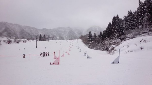 氷ノ山国際スキー場