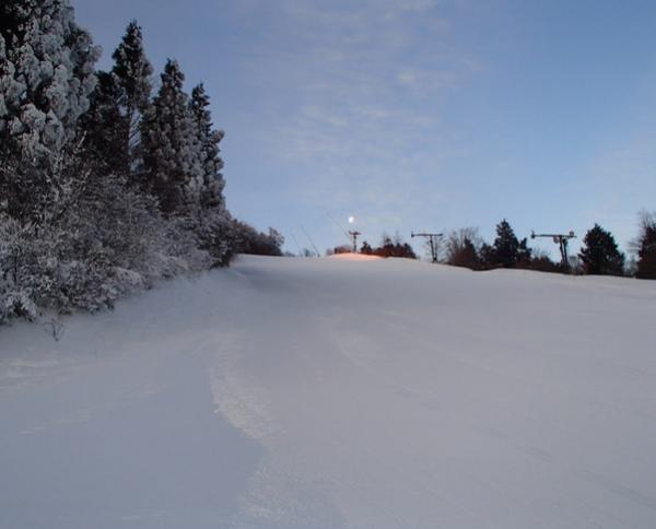 石鎚スキー場