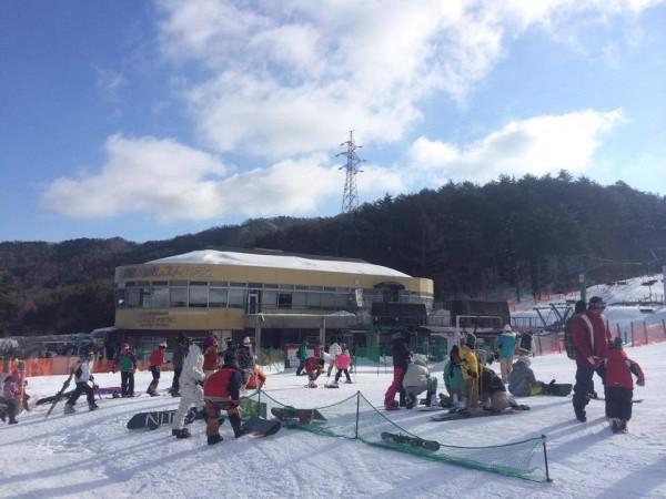治部坂高原スキー場