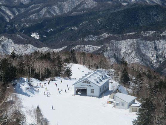 きそふくしまスキー場