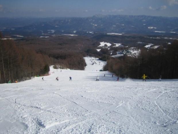 バレー スキー 小海 リエックス 小海リエックス・スキーバレー