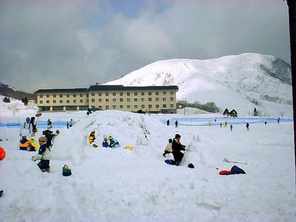奥大山スキー場